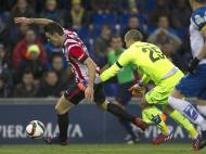 Espanyol vs Atlético de Bilbao (EPA)