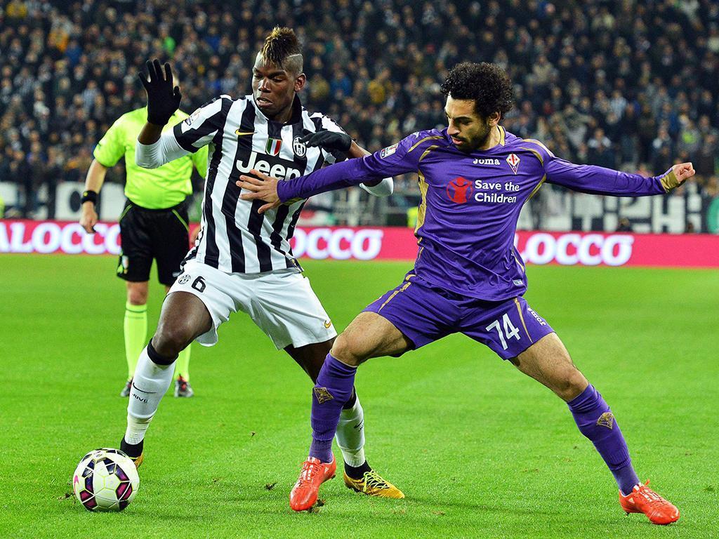 Juventus-Fiorentina (EPA/ Andrea Di Marco)