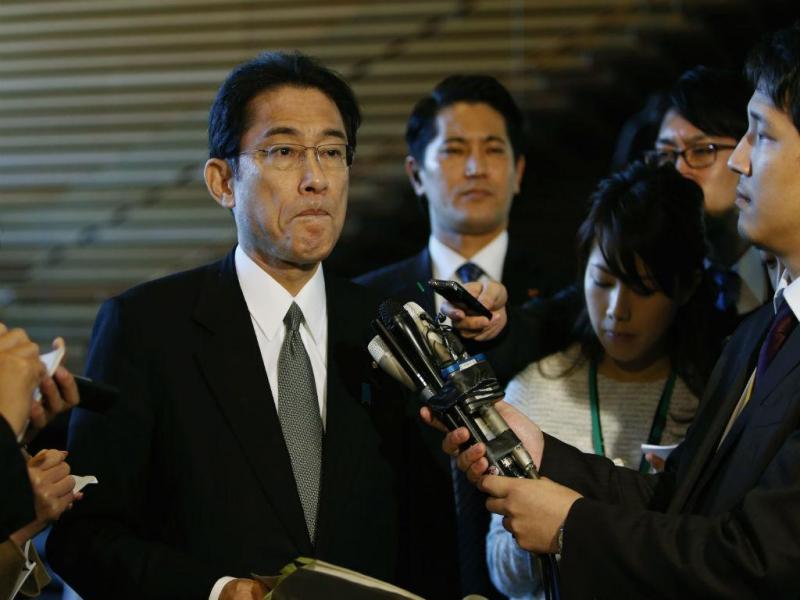 Fumio Kishida [Foto: Reuters]