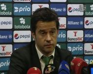 Marco Silva: «Perdemos duas competições em poucos dias»