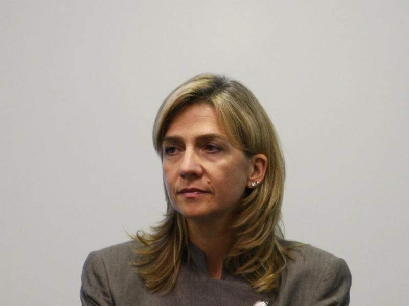 Infanta Cristina [Reuters]