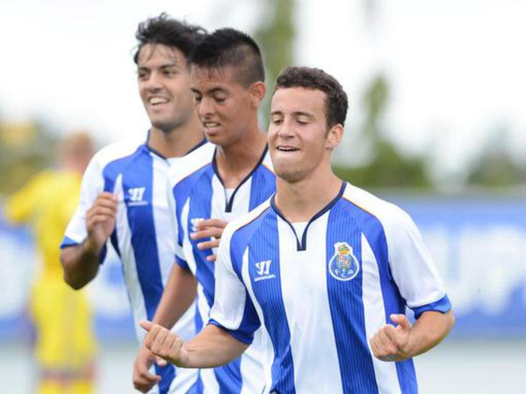 FC Porto juniores [Foto: FC Porto]
