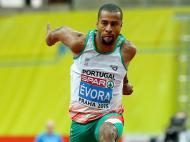 Nelson Évora (LUSA)
