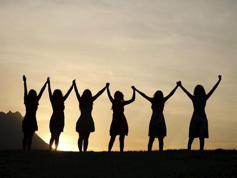 União de mulheres (foto: iStock)