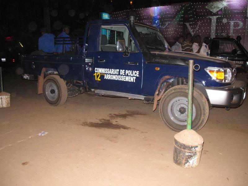 Ataque em restaurante no Mali [Foto: EPA]