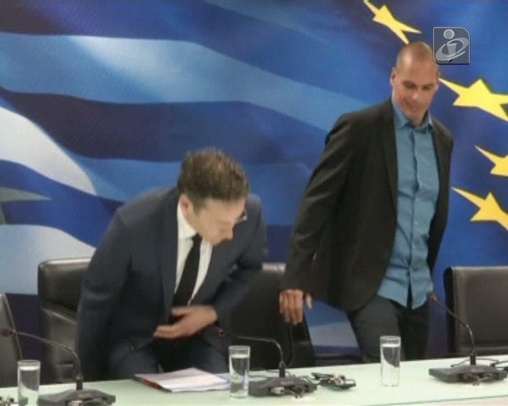 Grécia deverá não receber dinheiro adiantado este mês