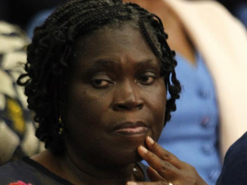 Simone Gbagbo [Reuters]