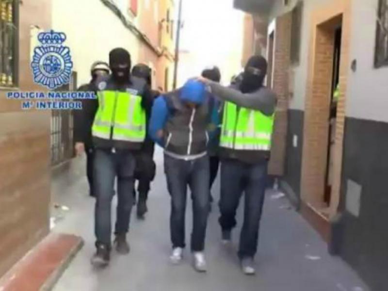 Detenções em Ceuta