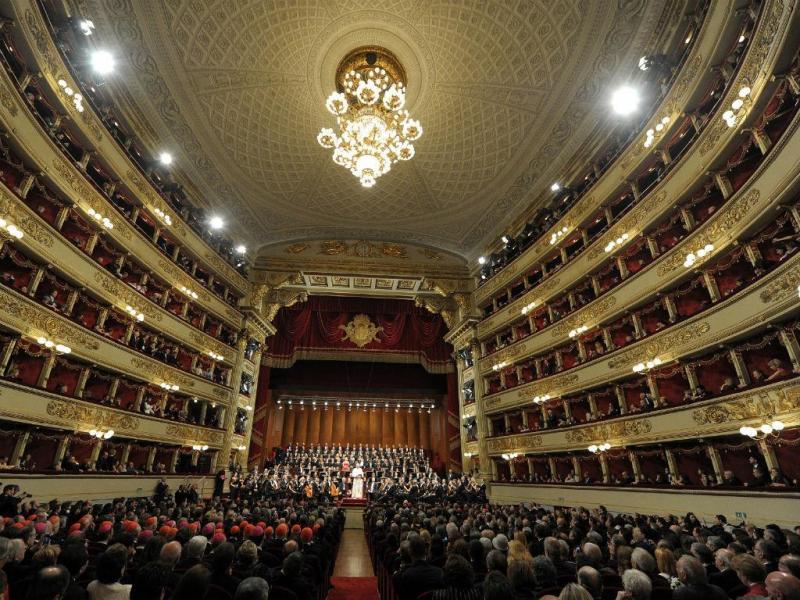 Teatro [Foto: Reuters]
