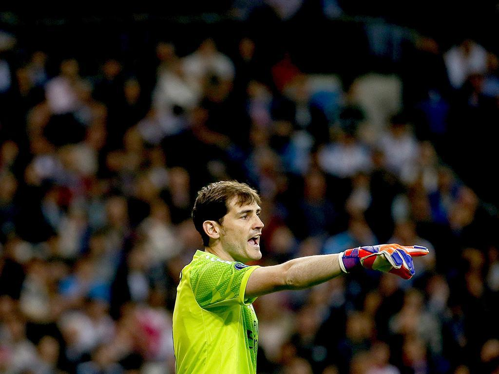 Real Madrid-Schalke (EPA/ Emilio Naranjo)