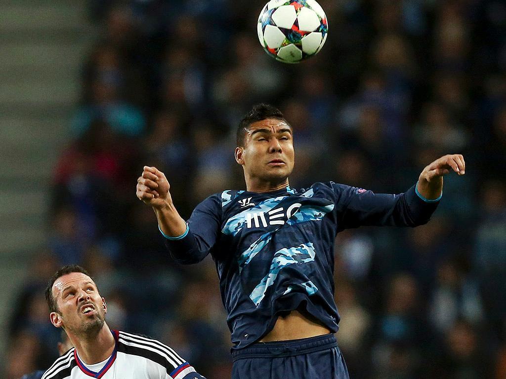 FC Porto-Basileia (LUSA/ Fernando Veludo)