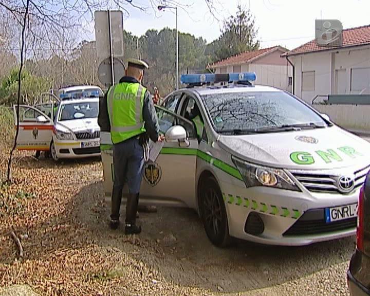 GNR na estrada para fiscalizar cintos de segurança
