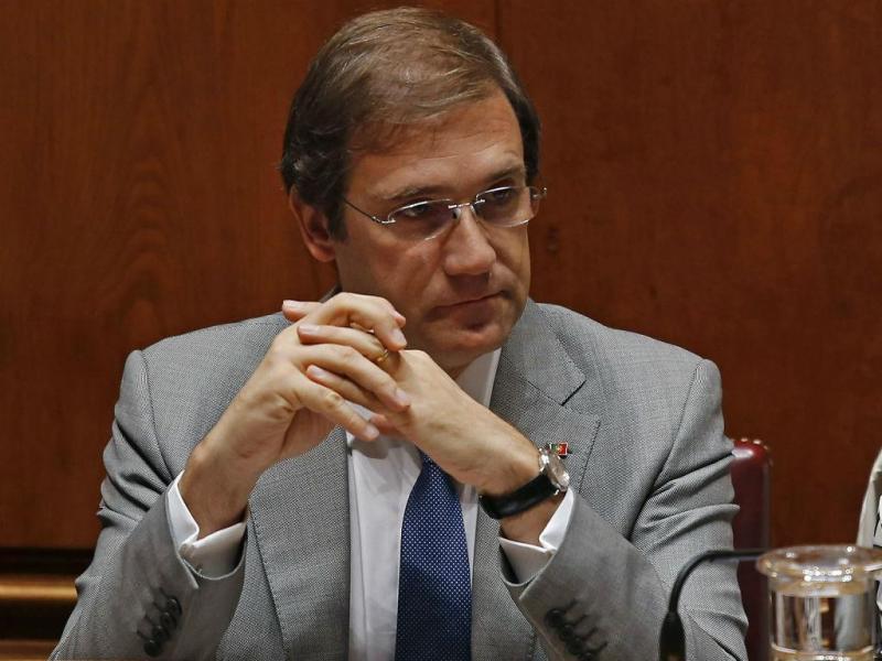 Passos Coelho (Reuters)