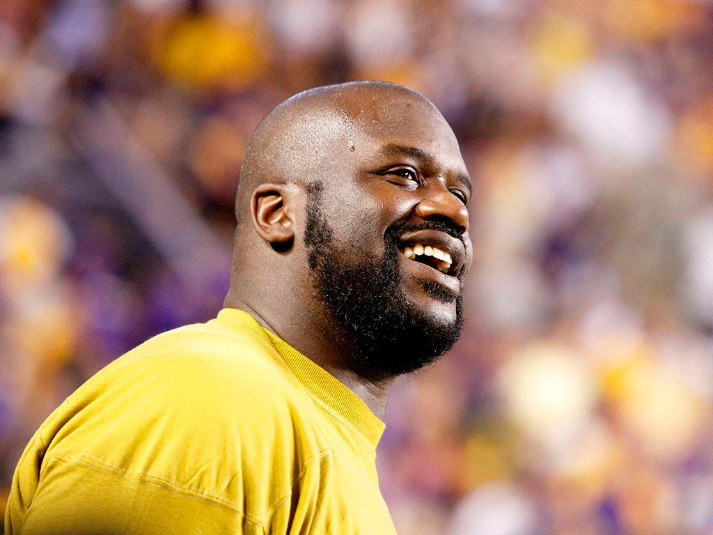 Shaquille O'Neal (REUTERS)