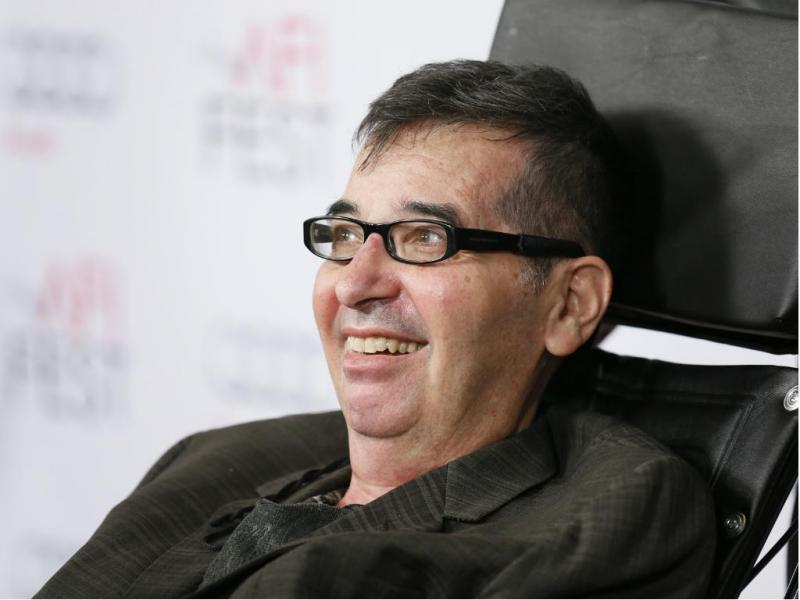 Richard Glatzer [Reuters]