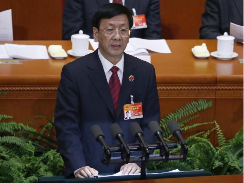 Cao Jianming [Reuters]