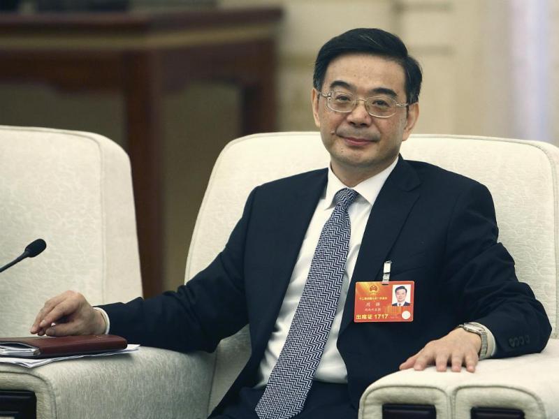 Zhou Qiang [Reuters]