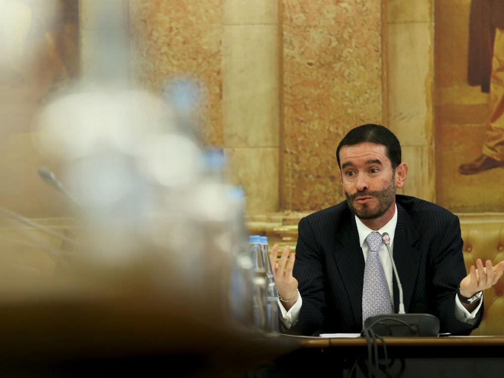 Miguel Frasquilho [Foto: BES]