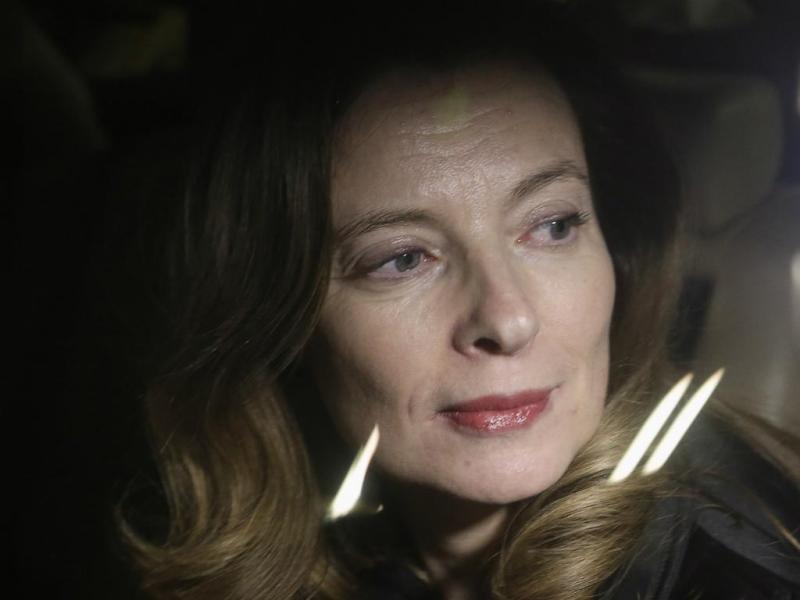 Valerie Trierweiler (Reuters)