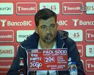 «Vítor Pereira vai ter um ambiente não muito bom na Grécia»