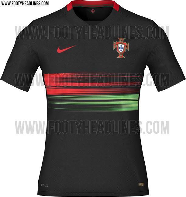 6d94be5834 Será esta a nova (e arrojada) camisola da Seleção  1 2 - Fonte  Footy  Headlines