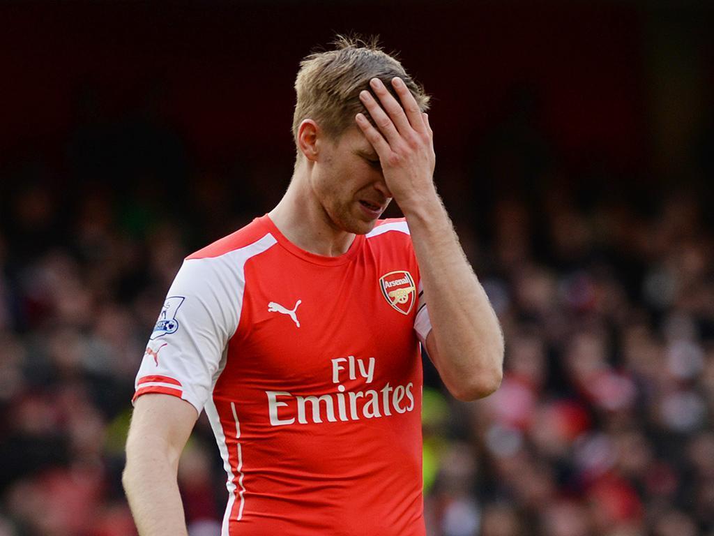 Arsenal-West Ham (Reuters/ John Sibley)