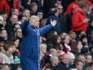 Arsene Wenger (Reuters/ John Sibley)