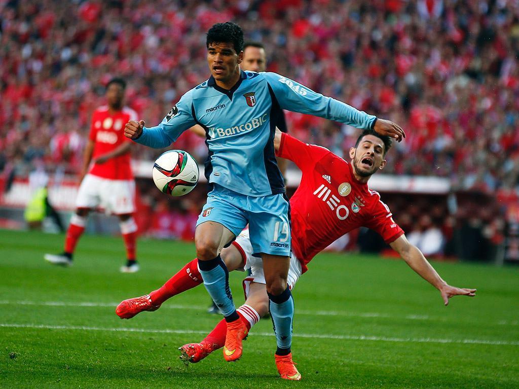 Benfica-Braga (REUTERS/ Rafael Marchante)
