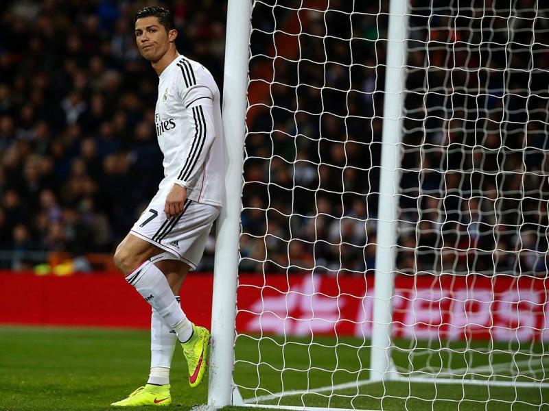 Cristiano Ronaldo (REUTERS/ Andrea Comas)