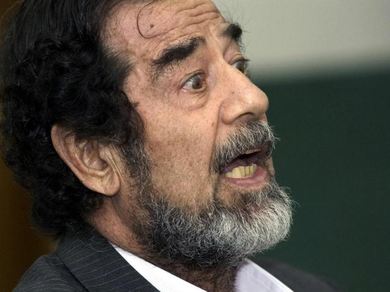 Saddam Hussein (REUTERS)