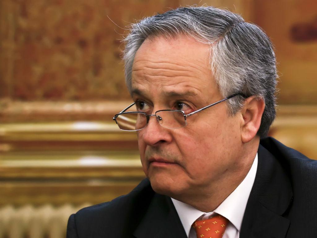 Fernando Ulrich na Comissão Parlamentar de Inquérito à gestão do BES (LUSA)