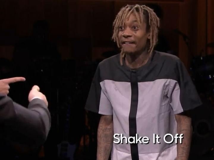 Wiz Khalifa não sabe quem é Taylor Swift (YouTube)