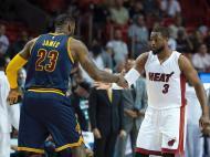 Miami Heat-Cleveland (Tommy Gilligan-USA)