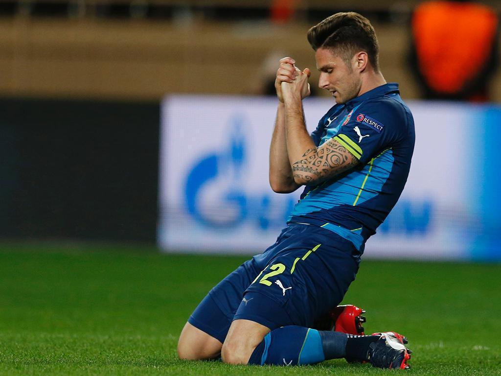 Mónaco-Arsenal (REUTERS/Jean-Paul Pelissier)