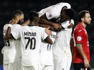 Al Sadd-Lokomotiv Tashkent (REUTERS)