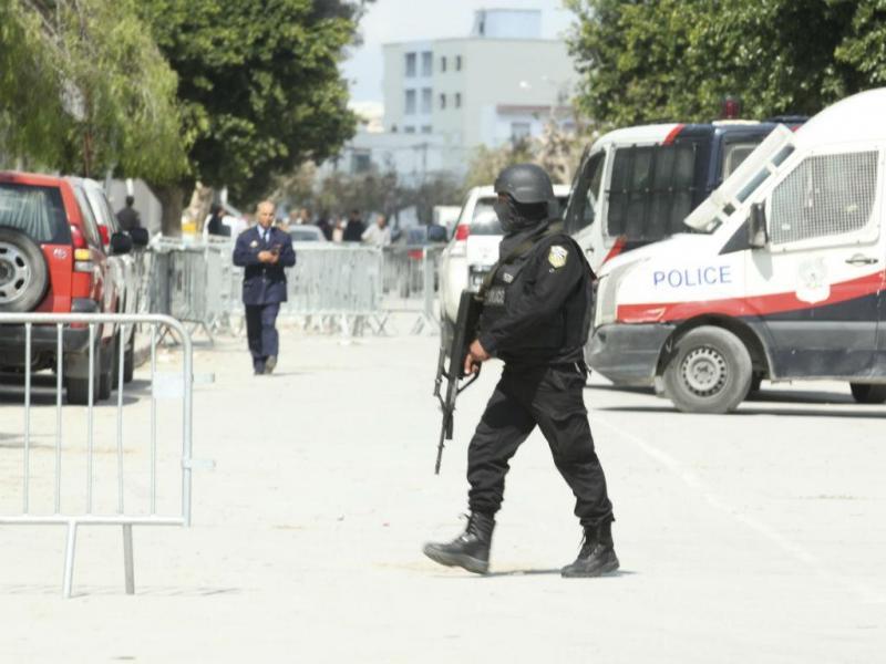 Ataque ao complexo do Parlamento da Tunísia (Reuters)