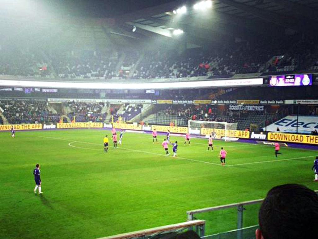 Anderlecht-FC Porto [Foto: Twitter]