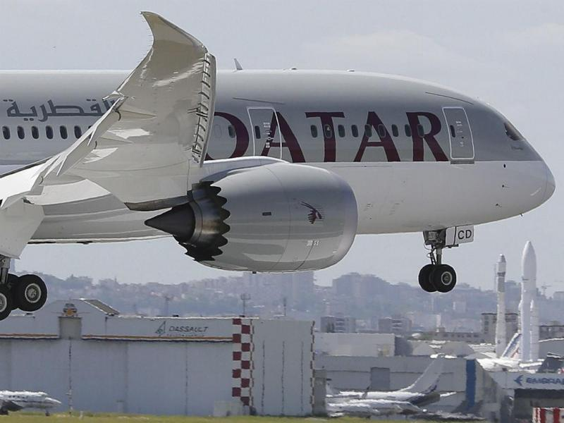 Qatar Airways (Reuters)