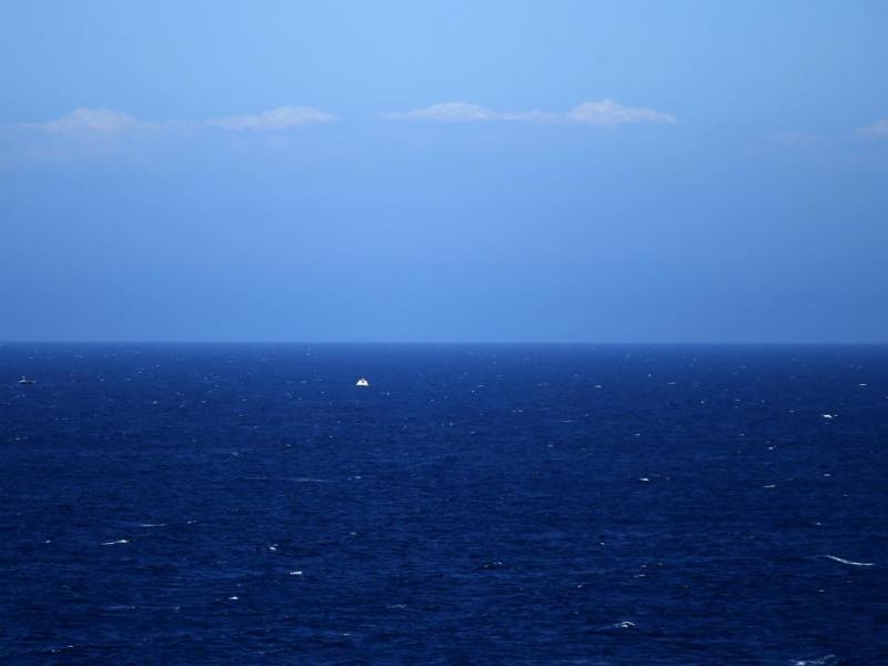 Oceano Pacífico (Reuters)