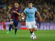 Barcelona-Manchester City (REUTERS/ Gustau Nacarin)