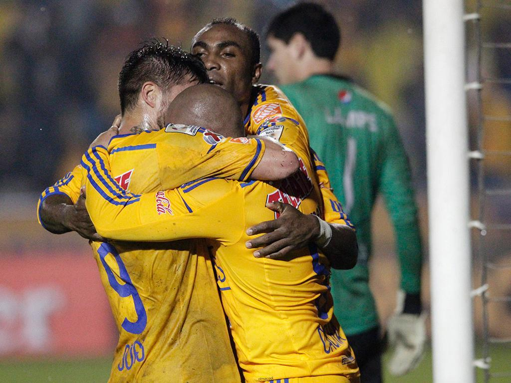 Tigres-San Jose (Reuters/ Daniel Becerril)