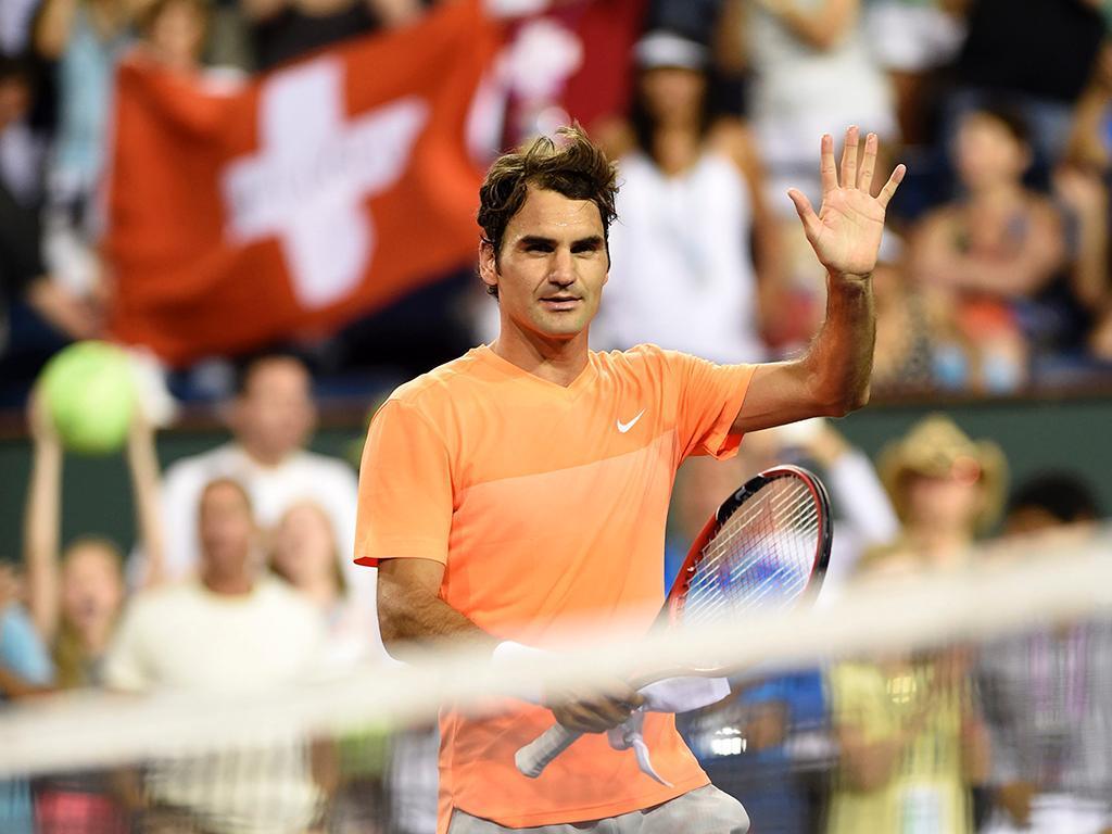 Roger Federer (EPA/ Paul Buck)