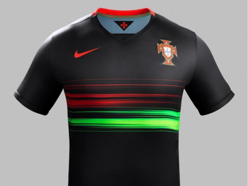 326774f350 4 5 - A nova camisola alternativa da Seleção (imagens cedidas pela Nike)