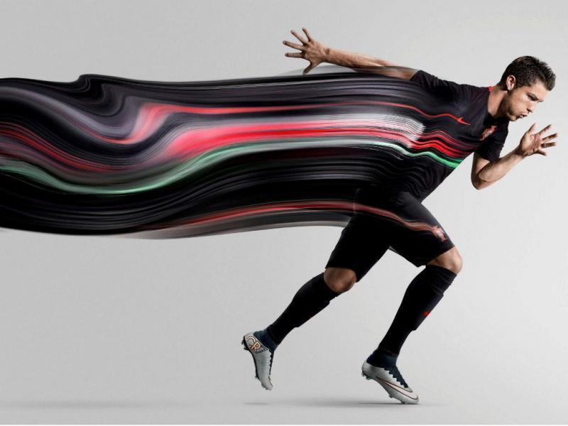 90447bd04b 1 5 - A nova camisola alternativa da Seleção (imagens cedidas pela Nike)