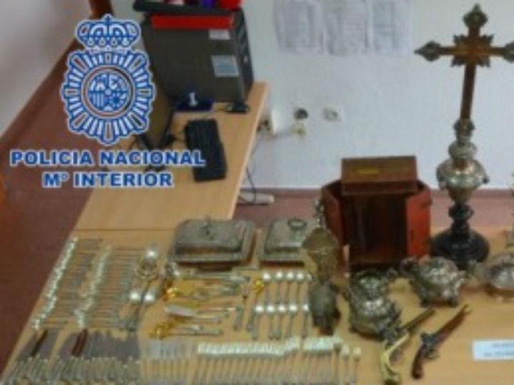 Polícia Espanhola (Fonte: DR)