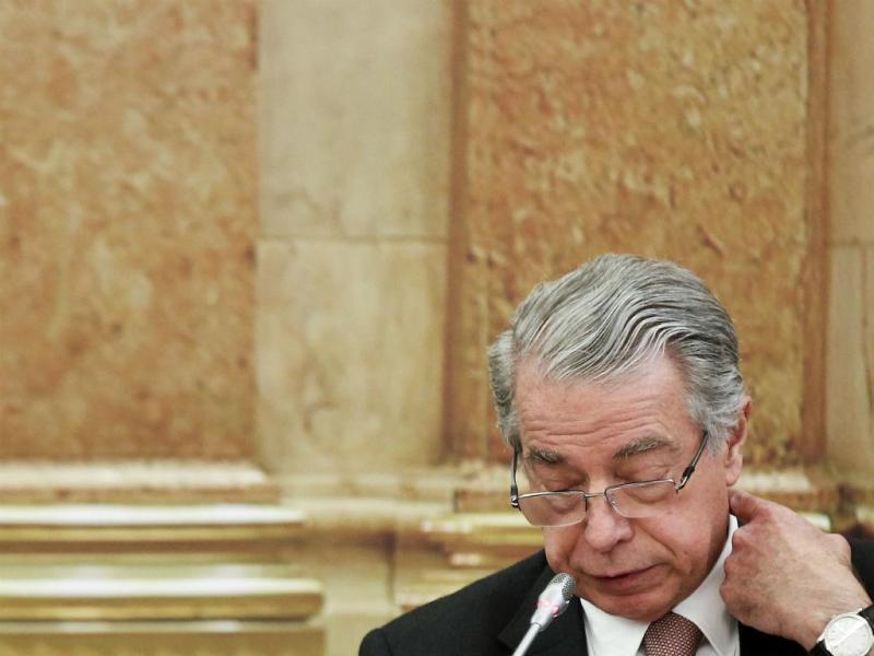 Ricardo Salgado regressa ao Parlamento (MÁRIO CRUZ/LUSA)