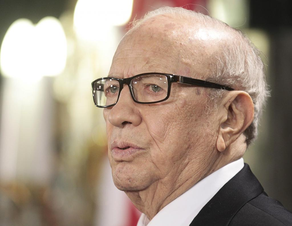 Béji Caid Essebsi (Reuters)