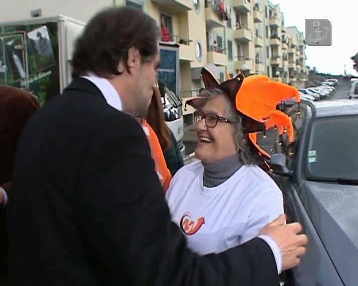 Eleições na Madeira: Jardim, fora da Madeira, não faz campanha pelo PSD