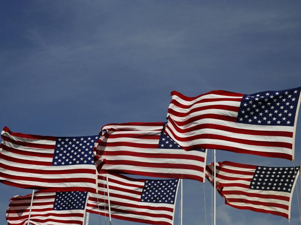 Bandeira dos EUA (Reuters)