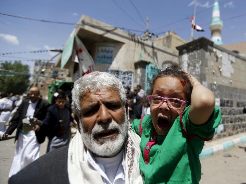 Atentados no Iémen [Reuters]
